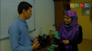 مصاحبه شبکه نسیم با مدیرعامل شرکت تسلا پیشرو