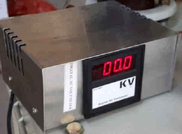 دستگاه اعمال ولتاژ فشارقوی