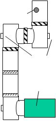 GIS (362 kV) with PD-source